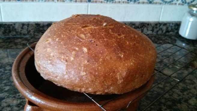 El pa cuit a la cassola