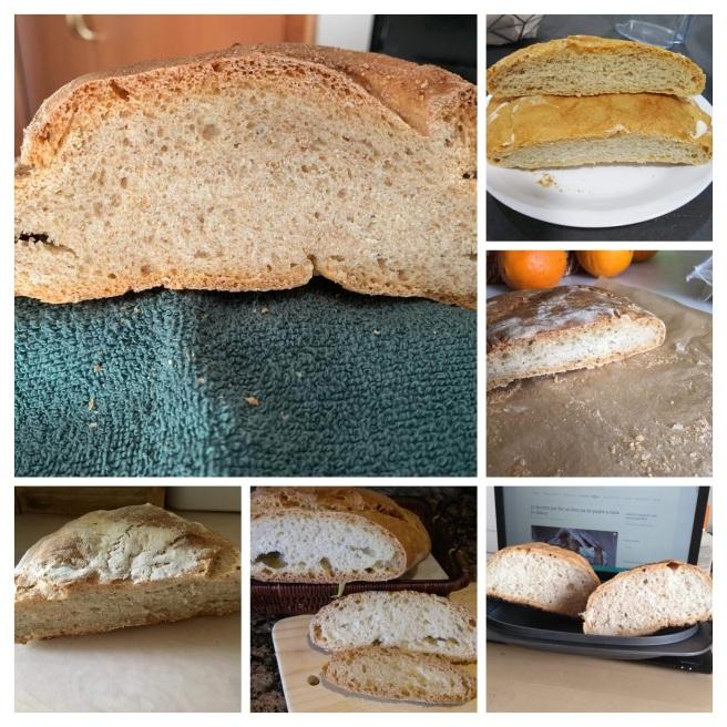 L'ull dels pans, collage