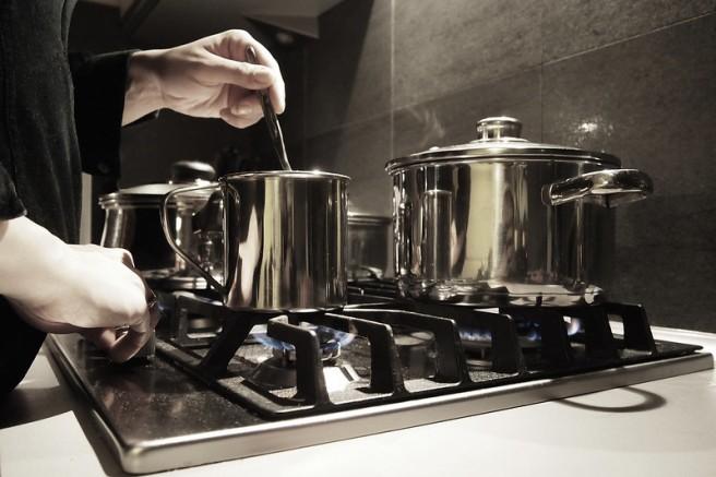 """""""Cooking"""", de Damian Siwiaszczyk, al Flickr"""